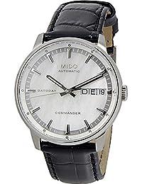 Mido Damen-Armbanduhr M0162301611180