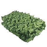 elecfan® Camouflage Hunting Camouflage Net Camouflage Net Forest Landscape 2mx3m 2mx4m 3mx3m 3mx4m 4mx5m 6mx6m (3M*4M, A03)