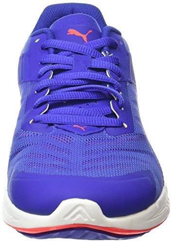 Puma Ignite V2 - Chaussures de course - Femme Bleu (Blue/Red 06)