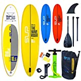Best Inflatable Paddle Boards - Bluewave Inflatable SUP Stand Up Paddle Board Review