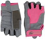 Fitness Mad - Guantes de entrenamiento para mujer, color rosa - S