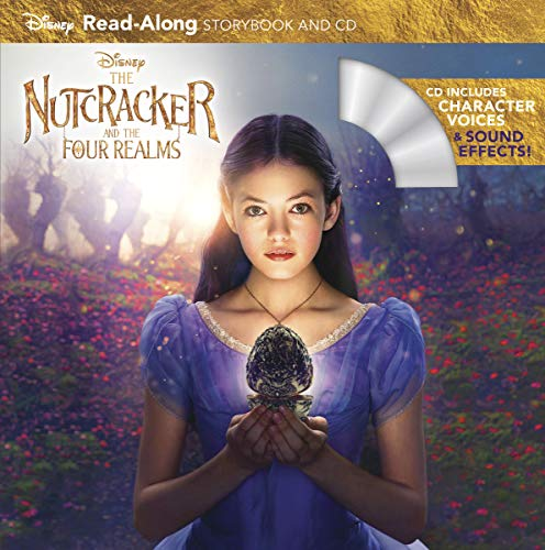 The Nutcracker and the Four Realms Read-Along Storybook and CD - Regent Cd