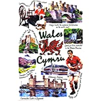 Wales Playing Cards