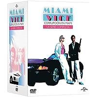 Pack: Corrupción En Miami - Serie Completa