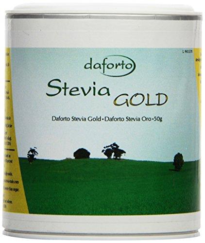 Daforto Stevia Gold, 1er Pack (1 x 50 g)