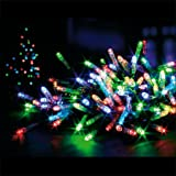 premier Christmas Supabright Light Decorations-Indoor and Outdoor 480 LEDs, Multi-Coloured