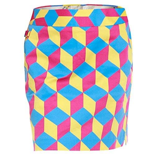 Royal & Awesome Damen Rock Knicker Blocker Glory Ladies Skort, Multicolour, 32,