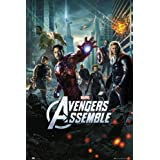 GB eye 61 x 91.5 cm The Avengers One Sheet Maxi Poster, Assorted