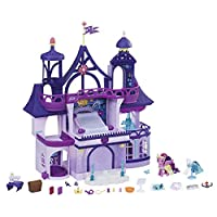 My Little Pony Toy - Magical School of Friendship Playset with Twilight Sparkle Figure