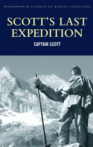 Scott's Last Expedition (Classics of World Literature)