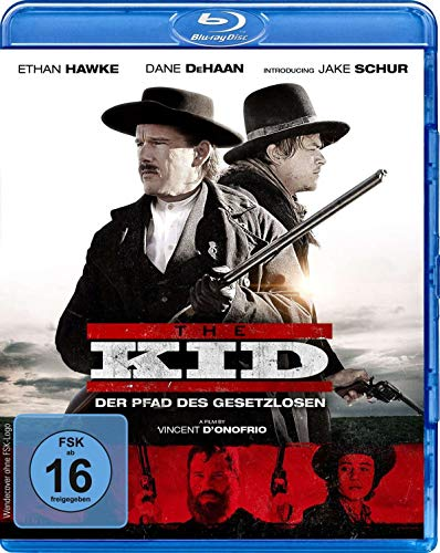 The Kid - Der Pfad des Gesetzlosen [Blu-ray]