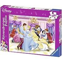 Ravensburger 13127 Ballo delle Principesse Puzzle 300 pezzi