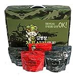 [Kim Byeong Jang]Korea Military Food Camping Rice Meal C Ration military foods MRE 10Pcs Set Combat Emergency Rations… 6