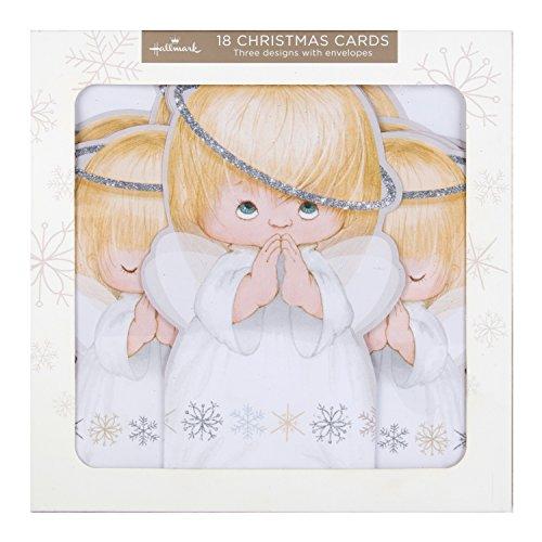 hallmark-tarjeta-de-felicitacion-pack-de-tarjetas-de-navidad-tarjetas-de-sweet-angels-18-3-disenos