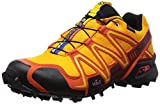 Salomon Speedcross 3 GTX, Herren Traillaufschuhe, Orange (Yellow Gold/Tomato Red/Black), 42 EU (8 Herren UK)