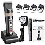 Best Home Hair Clippers - Hair Clippers for Men, ETEREAUTYHair Trimmer Grooming Kit Review