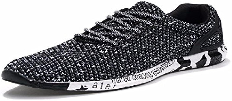 KMJBS-Verano Zapatos De Hombres Casual Zapatos De Malla Transpirable Ligero Zapatos Deportivos Zapatos De Salvajes.Treinta...
