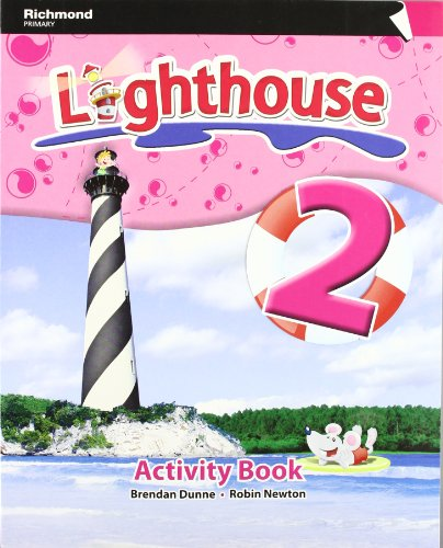 Lighthouse 2 Activity  Book - 9788466814010 por S.A. C.v. Richmond Publishing