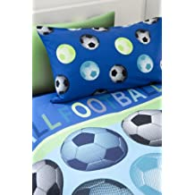 couette football. Black Bedroom Furniture Sets. Home Design Ideas