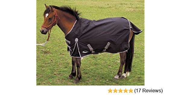Rhinegold Foal//Tiny Pony Dottie Lightweight Outdoor Turnout Rug