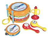 Bontempi - 601025 - Kit Musical Baby