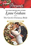 The Greek's Christmas Bride (Harlequin Presents)