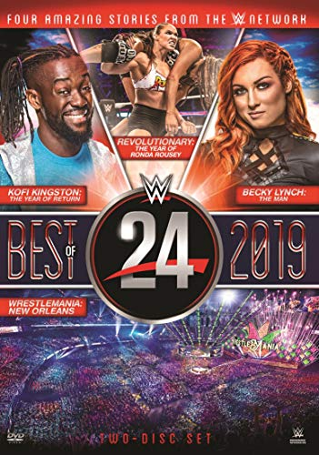 WWE - 24: The Best of 2019 (2 DVDs)