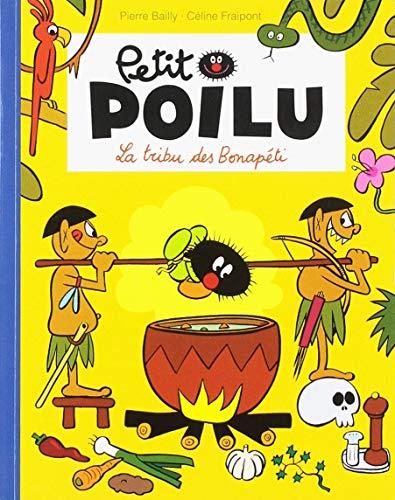 Petit Poilu Poche - Tome 5 - la Tribu des Bonapeti (Reedition)