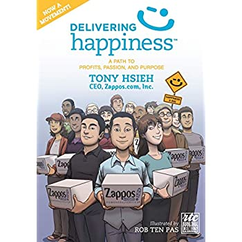 Delivering Happiness : A Path to Profits, Passion, and Purpose; A Round Table Comic