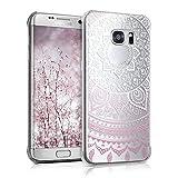 kwmobile Hülle für Samsung Galaxy S7 edge - Crystal Case