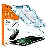 Spigen, 2 Stück, Panzerglasfolie kompatibel mit iPhone 11