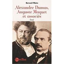 ALEXANDRE DUMAS, AUGUSTE MAQUET ET ASSOCIES