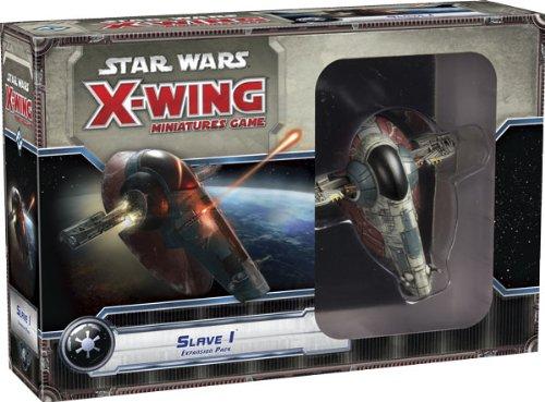 Heidelberger HEI0407 - Star Wars X-Wing - Sklave 1, Erweiterungs Pack