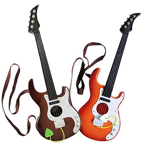 Simulazione di strumenti musicali per bambini oversize giocattolo per chitarra basso eccellente passo 0,48 vera bomba 3705a casuale