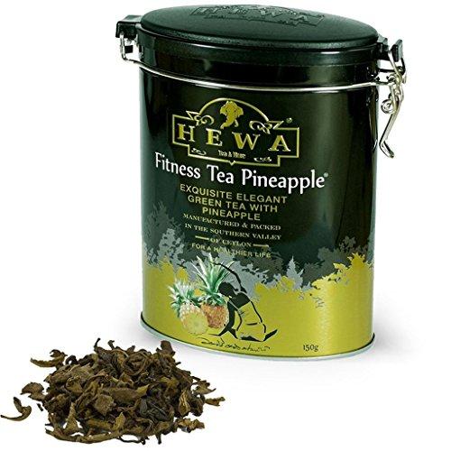 Grüner Tee - Ananas AkteaVit Fitness Tea (150g Dose loser Tee)