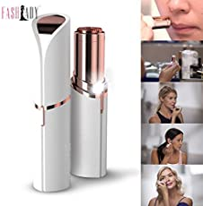 INGLIS LADY WITH DEVICE OF FACE OF LADY WITH CROWN Women's Lipstick Razor Wax Trimmer Shaving Machine with LED Light (G-1150/Flawlesstrimmer/P177)
