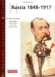 Russia. 1848-1917 (Heinemann Advanced History) by Jonathan Bromley ( 2002 ) Paperback