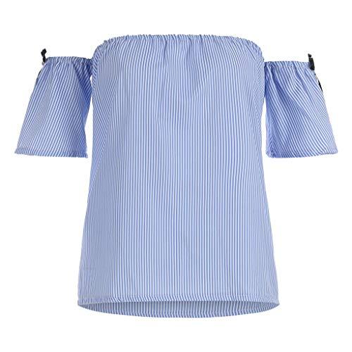ama & Baby Eltern-Kind-Kleid Mutter Mädchen Familie Passende Kleidung Kleidung Mutter Tochter Gestreifter Print Kleid ()