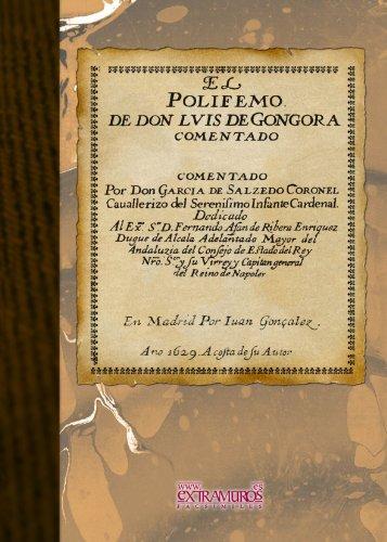 El Polifemo Cover Image