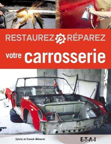 Restaurez et réparez votre carrosserie