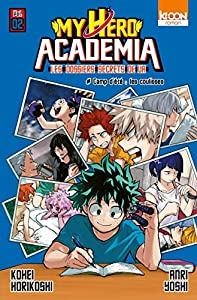 My Hero Academia - Les dossiers secrets de UA Edition simple Tome 2