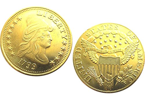 munze-usa-1799-eagle-10-dollars-philadelphia-united-states-of-america-replica
