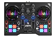 Tough and tested core DNA The DJControl Instinct P8 boasts the same strengths as its predecessor. Featuring an ultra-instinctive approach, combined with a compact and robust design, this all-in-one controller has built-in audio and essential ...