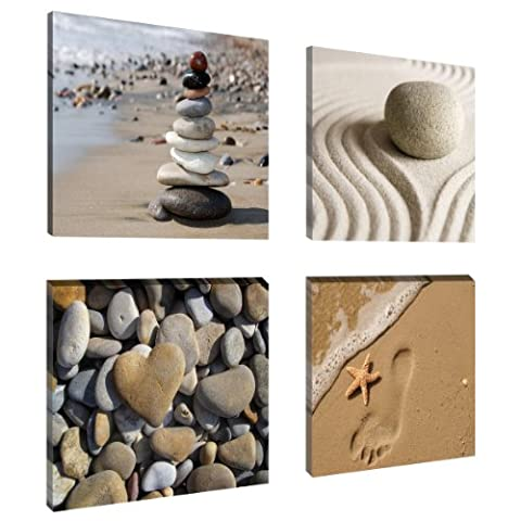 Picture – art on canvas Wellness 4 x 8 x