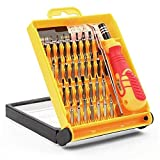 Best Computer Tool Kits - SCHOFIC 32 in 1 Screw Driver Set Small Review