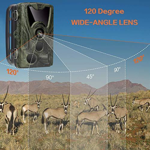 Zoom IMG-3 agm telecamera da caccia fotocamera