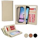 Funda Universal tipo Cartera Cooper Cases (TM) Infinite Wallet para Smartphone de 5