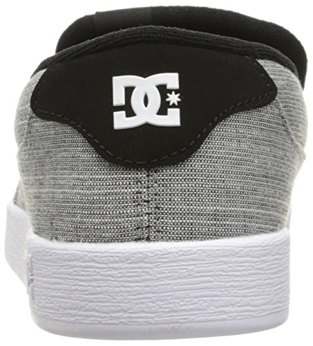 Villain DC Tx Lowtop Chaussures Grey Light Used