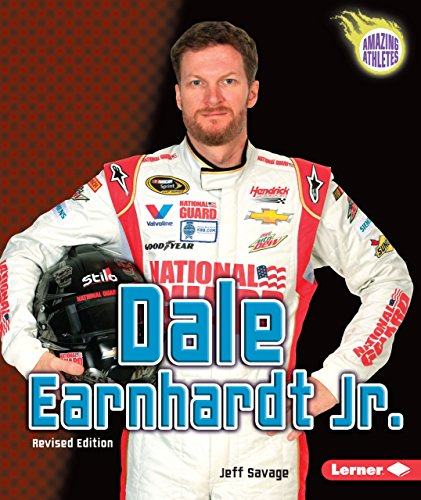 Dale Earnhardt Jr., 3rd Edition (Amazing Athletes) -