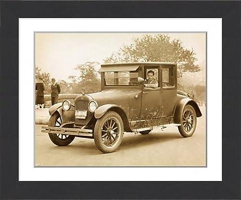 Framed Print of Nash Car 192